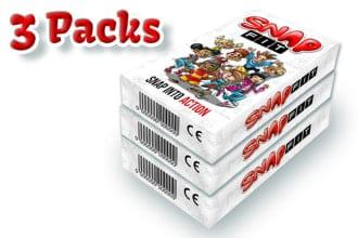 Snapfit 3 Packs